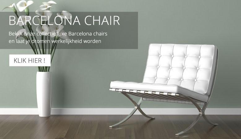 Bekijk onze collectie Barcelona chairs