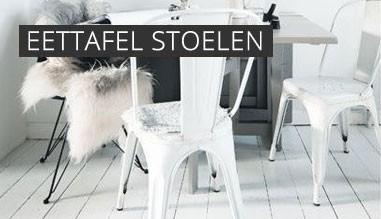 Bekijk onze luxe design eetkamerstoelen