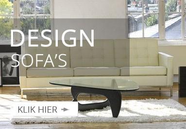 Bekijk ons assortiment luxe design sofa's