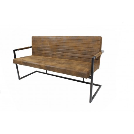 Bruut bench bruin