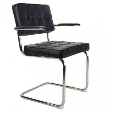 Bauhaus met arm Zwart
